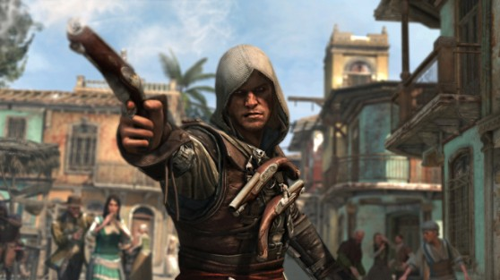 Assassination: Pirate-style in Assassin's Creed IV: Black Flag