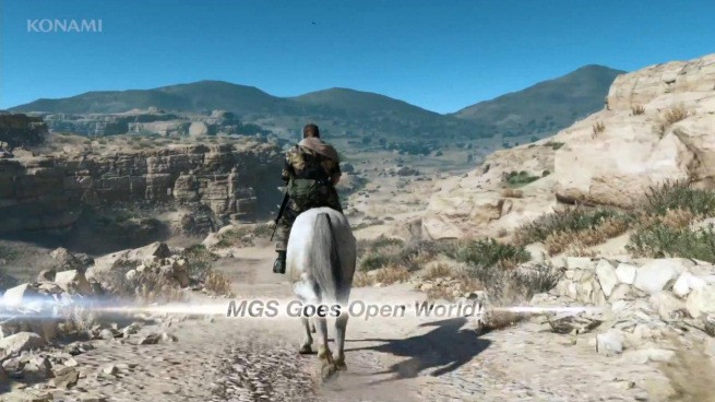 E3 2013: The year of the open world