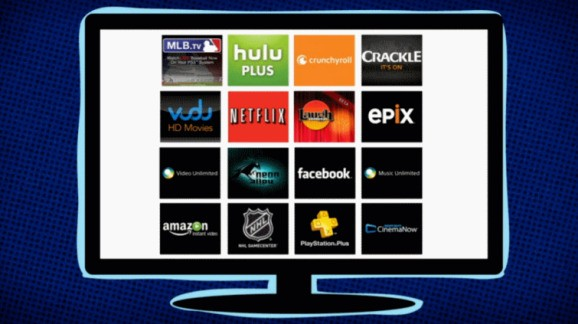Sony's PlayStation 4 can't stream movies from a home PC