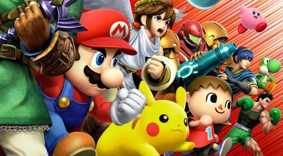 This video argues that Super Smash Bros. exists entirely in an autistic child's mind