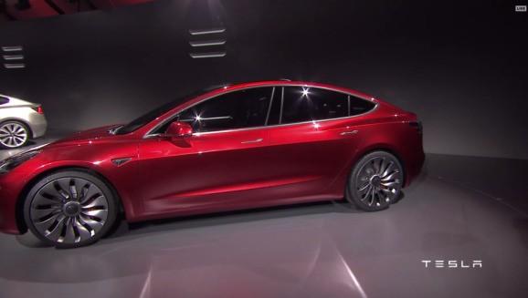 Tesla Model 3 orders surpass $10 billion