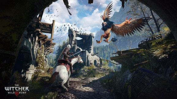Watch The Witcher 3 running on PlayStation 4 for the first time