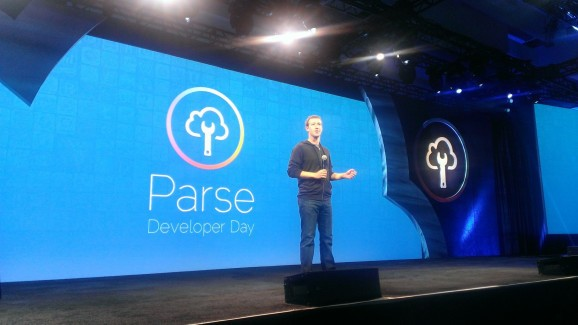 Zuckerberg: I wish Parse had been around when I started Facebook