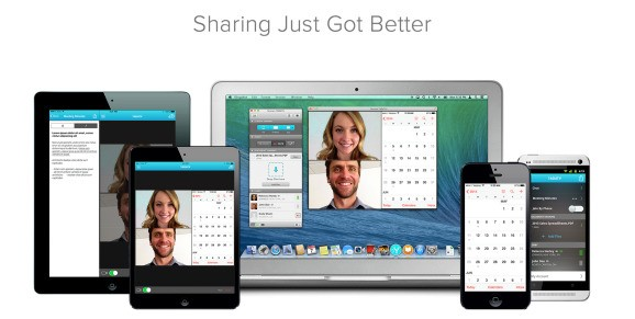 Slingshot app brings iOS screen sharing to your business