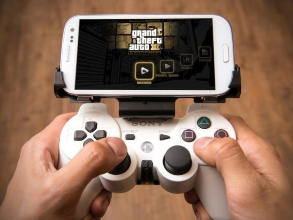 PlayStation Now game-streaming service requires DualShock controller on mobile