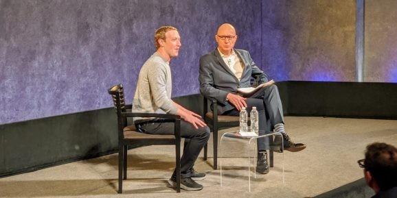 Mark Zuckerberg says Facebook News won't provide data to advertisers