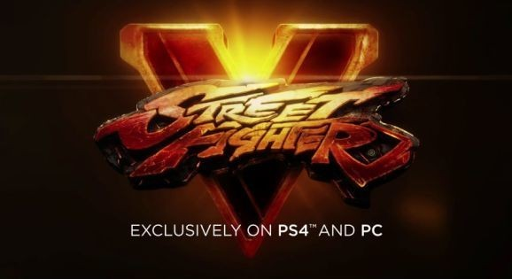 Street Fighter V is exclusive to PS4 and PC