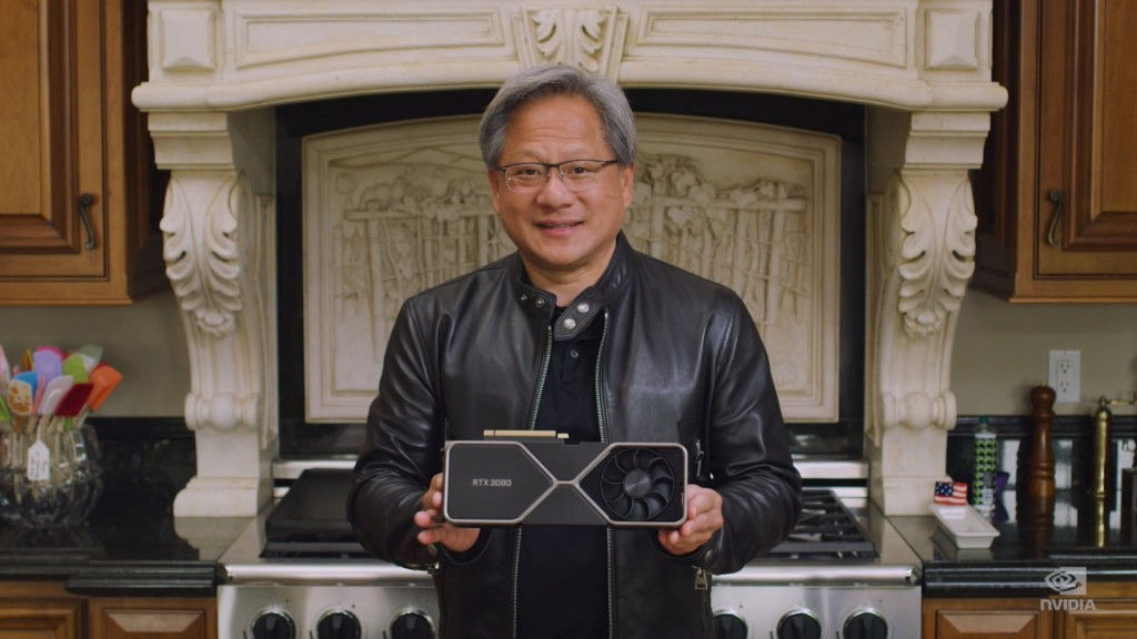 Nvidia's RTX 3080 is more exciting than PlayStation 5 or Xbox Series X