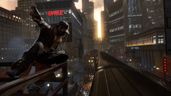 Watch Dogs' multiplayer is a futuristic cat-and-mouse game