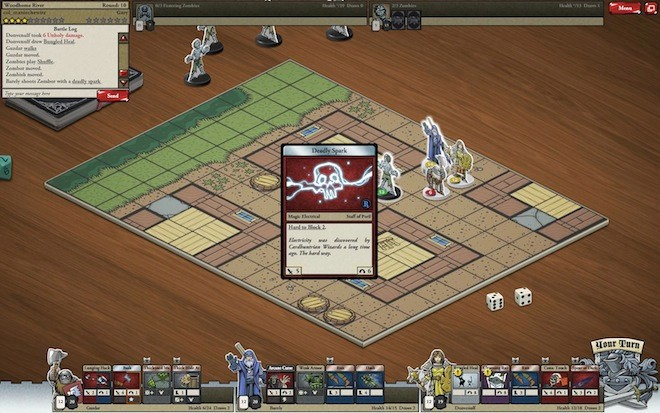 Card Hunter: Old-school D&D and tactics meet for a stellar game (review)