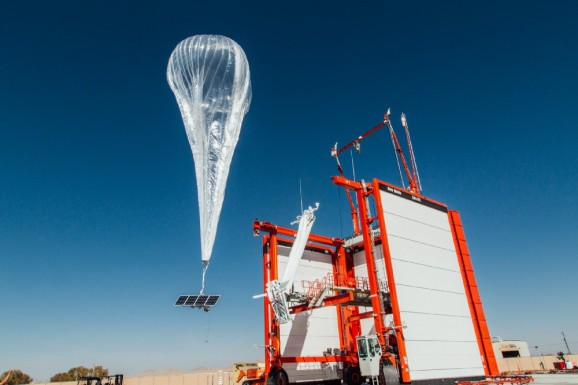Alphabet's Loon adds industry advisory board to help commercialize internet balloon service