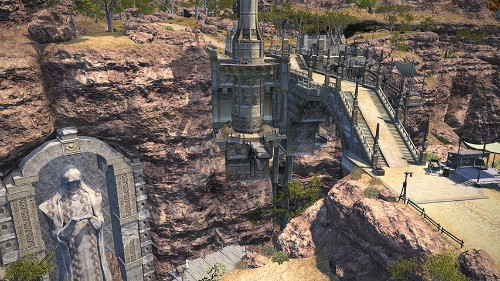 How the PS4 version of Final Fantasy XIV: A Realm Reborn stacks up to the PC, PS3 versions