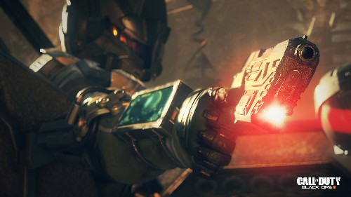 Call of Duty: Black Ops III is the best shooter game of 2015