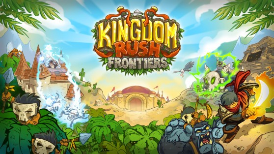The new towers and heroes in Kingdom Rush: Frontiers (preview)