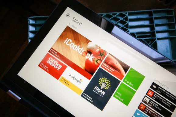 Windows Store and Windows Phone Store pass half a million apps combined
