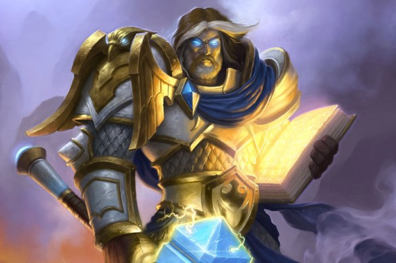 How to build a kick-ass Paladin deck for free in Hearthstone