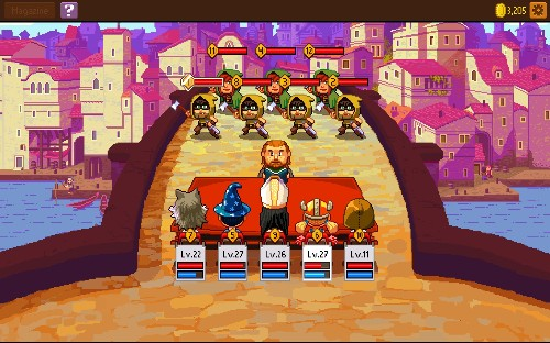 Knights of Pen and Paper 2 is a cute but ultimately dull role-playing adventure
