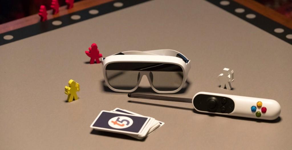 Tilt Five raises $7.5 million for AR goggles for tabletop board games