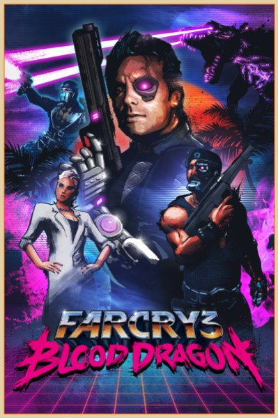Far Cry 3: Blood Dragon is '80s stupid awesome (preview)