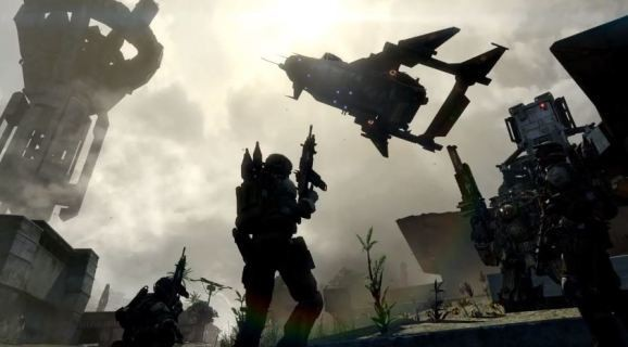 Sorry, PlayStation 4: Titanfall is exclusive to Xbox One, Xbox 360, and PC for 'the life of the title'