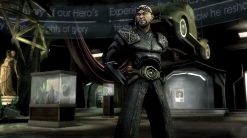 Kneel before this Zod DLC for Injustice: Gods Among Us