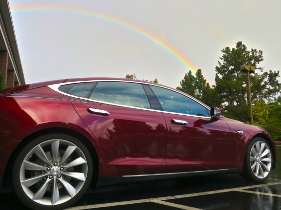 Tesla has 'proved' electric cars are better, analysts say