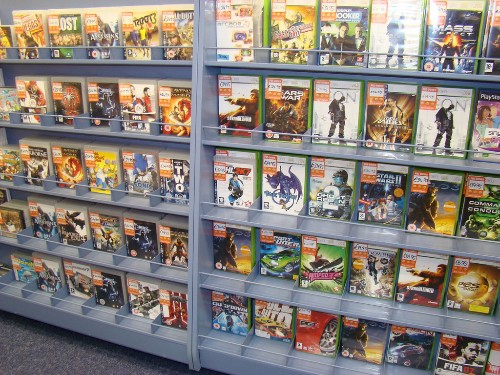 Some independent game stores may not carry used Xbox One games