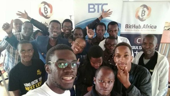 Blockchain's big potential in Africa