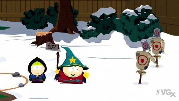 Here's another South Park: The Stick of Truth trailer