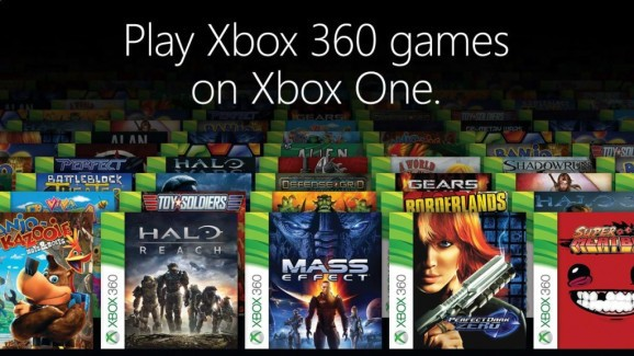 Xbox One backward compatibility already boosting 360 game sales