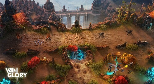 5 lessons from the Vainglory mobile MOBA game launch