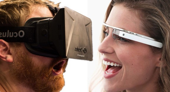 A new way to see: Why Oculus Rift and Google Glass are on a collision course