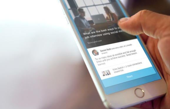 LinkedIn announces Elevate app to help employees share company content