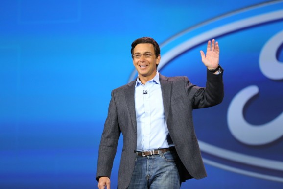 Ford announces numerous car-sharing experiments around the world