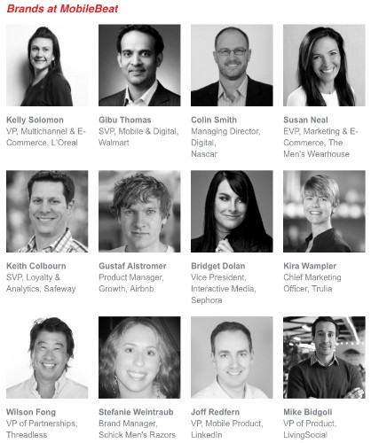 12 major brands show off their customer-conversion strategies at MobileBeat