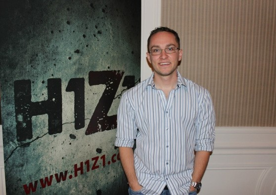 If you make noise in Sony's H1Z1, the zombies will come running after you (interview)