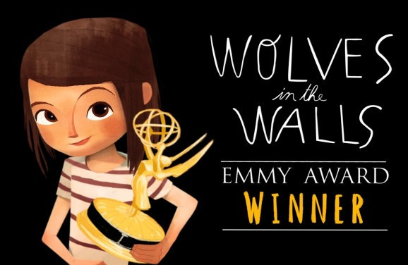 Wolves in the Walls wins first Emmy Award for a virtual being