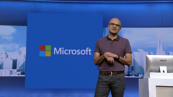 Microsoft CEO Satya Nadella: Windows 10 is a service, not an operating system