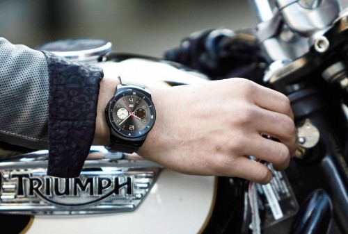 LG's round Android smartwatch is surprisingly stylish