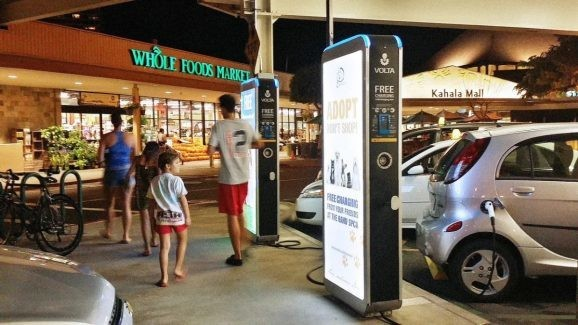 Volta raises $20 million more to expand its network of electric car chargers