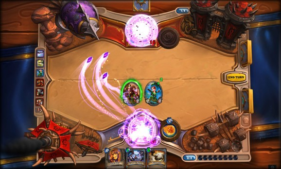 Blizzard's Hearthstone: Heroes of Warcraft digital card game is out of beta