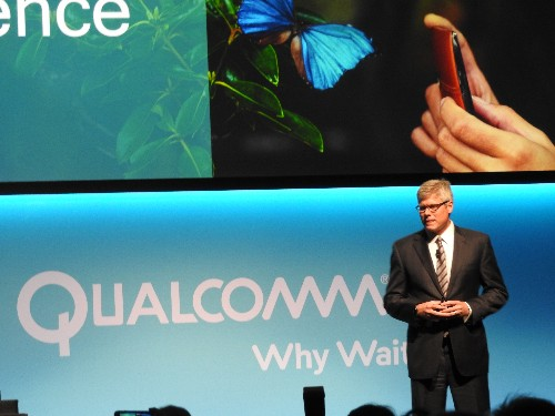 Qualcomm's new chips include a Snapdragon that powers next-gen wearables