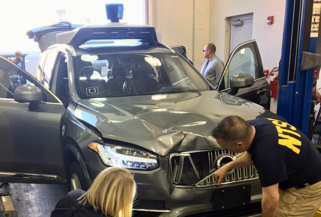 Uber reaches settlement with family of woman killed by its autonomous car