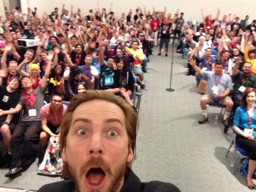 GamesBeat's complete Comic-Con experience (photo gallery)