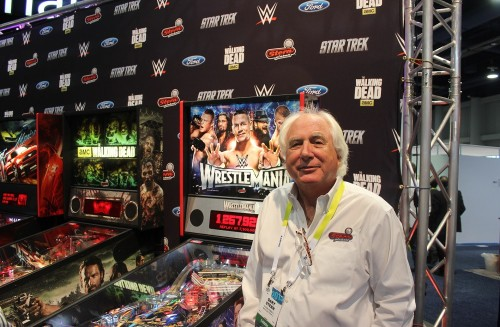 Stern Pinball thrives on nostalgia for pinball and new demand from 'barcades' (video)