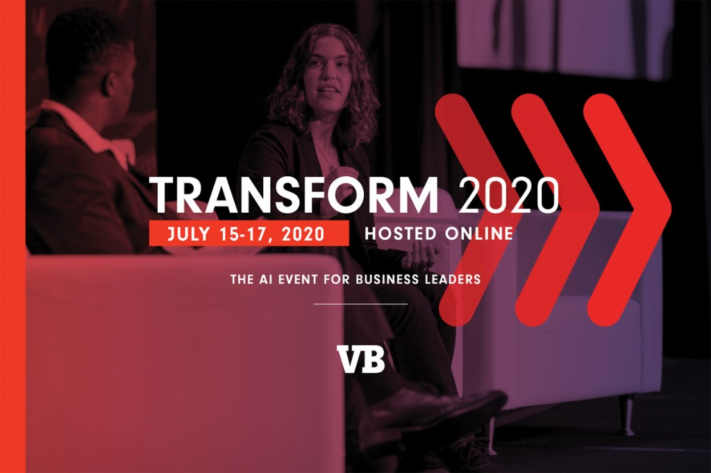 Transform 2020: 4 days of deep-dive AI learning