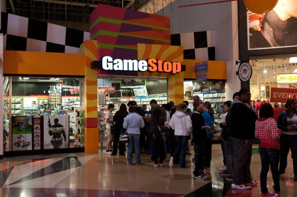 GameStop's earnings are up thanks to demand for the PlayStation 4 and Xbox One