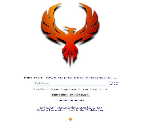 The Pirate Bay is back online after almost two months