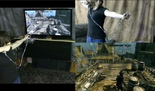 Mad Genius builds prototype similiar to Sony's break-apart DualShock 3 controller idea (video)