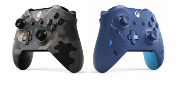 Xbox gets two new 'Special Edition' controllers